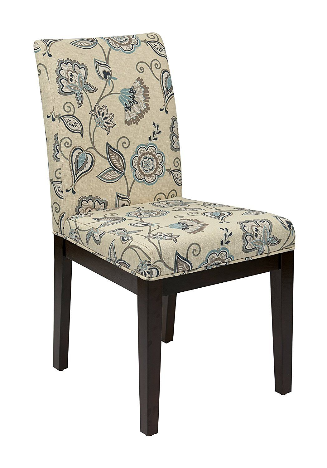 Ave six dakota upholstered parsons chair with
