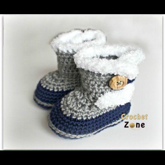 Baby snow boots | Pinterest