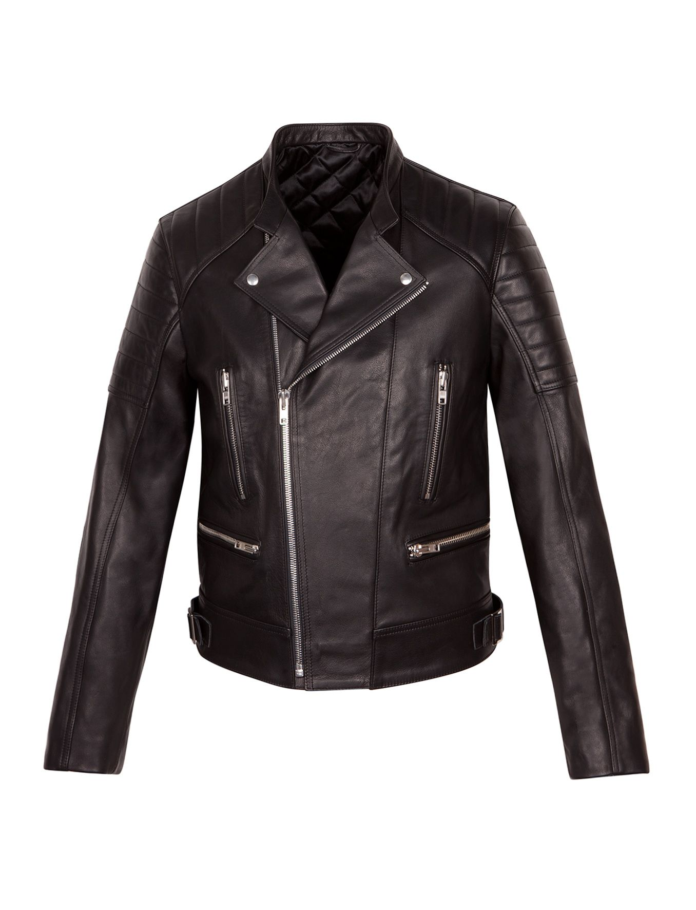 grand choix de bb462 dfea5 leather jacket perfecto Sandro Homme #leather #jacket ...