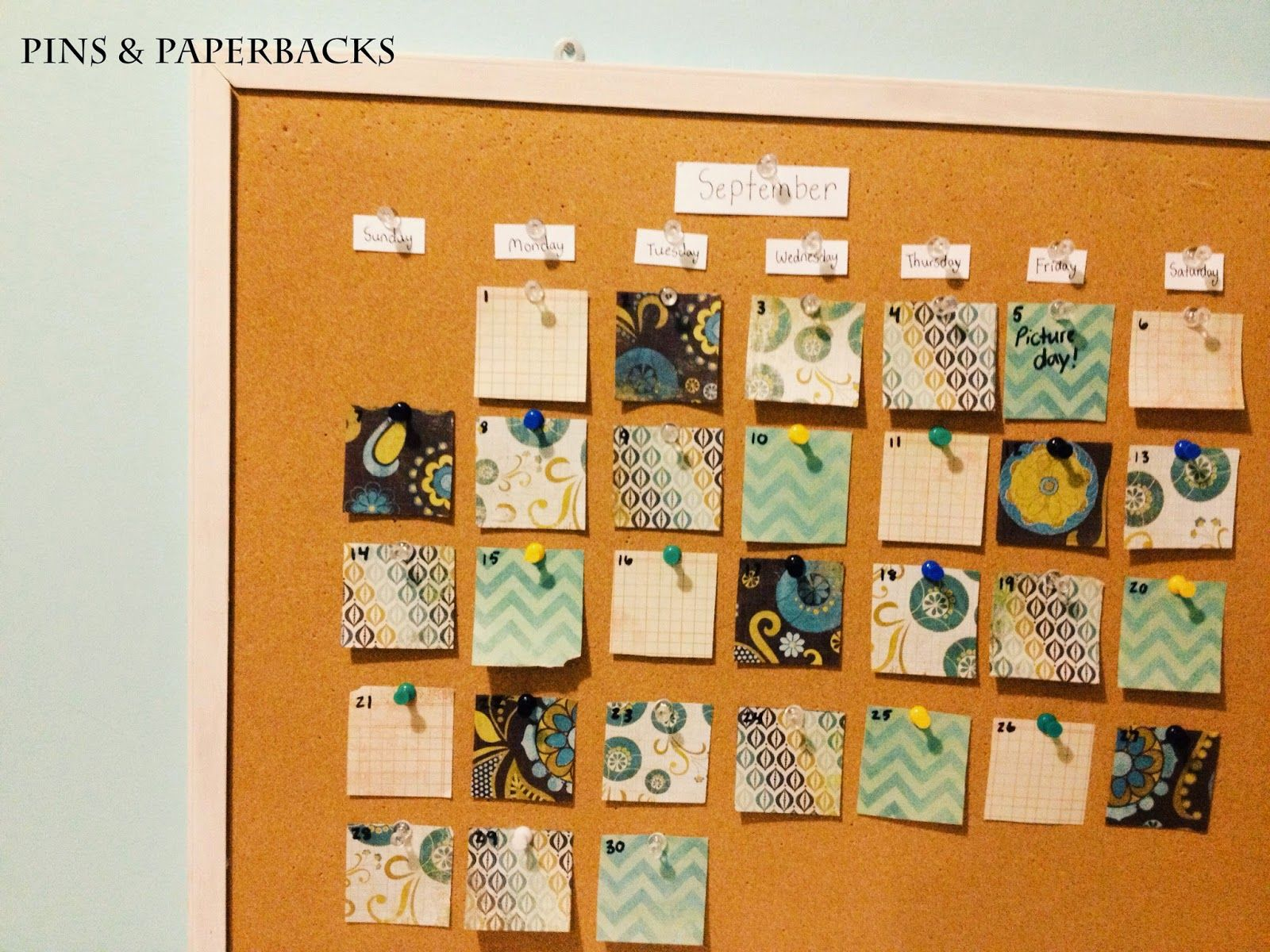 3 Simple Back to School Projects Pins & Paperbacks Diy