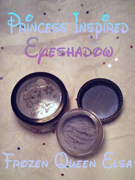 This store has great Disney inspired eyeshadow.
