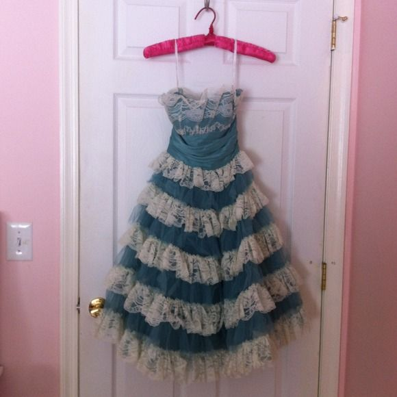 Betsey Johnson Evening Dress
