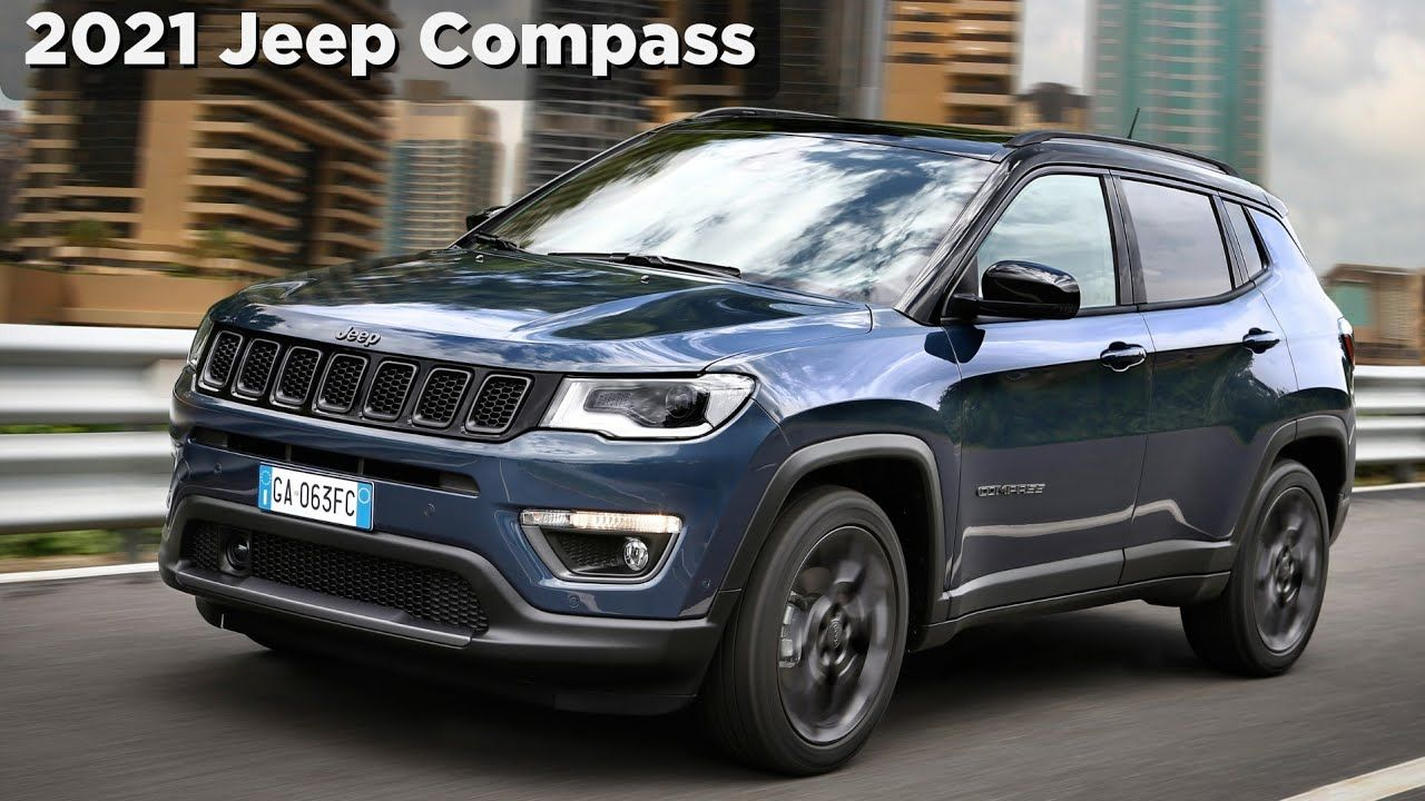 New 2021 Jeep Compass Interior Exterior Details In 2020 Jeep