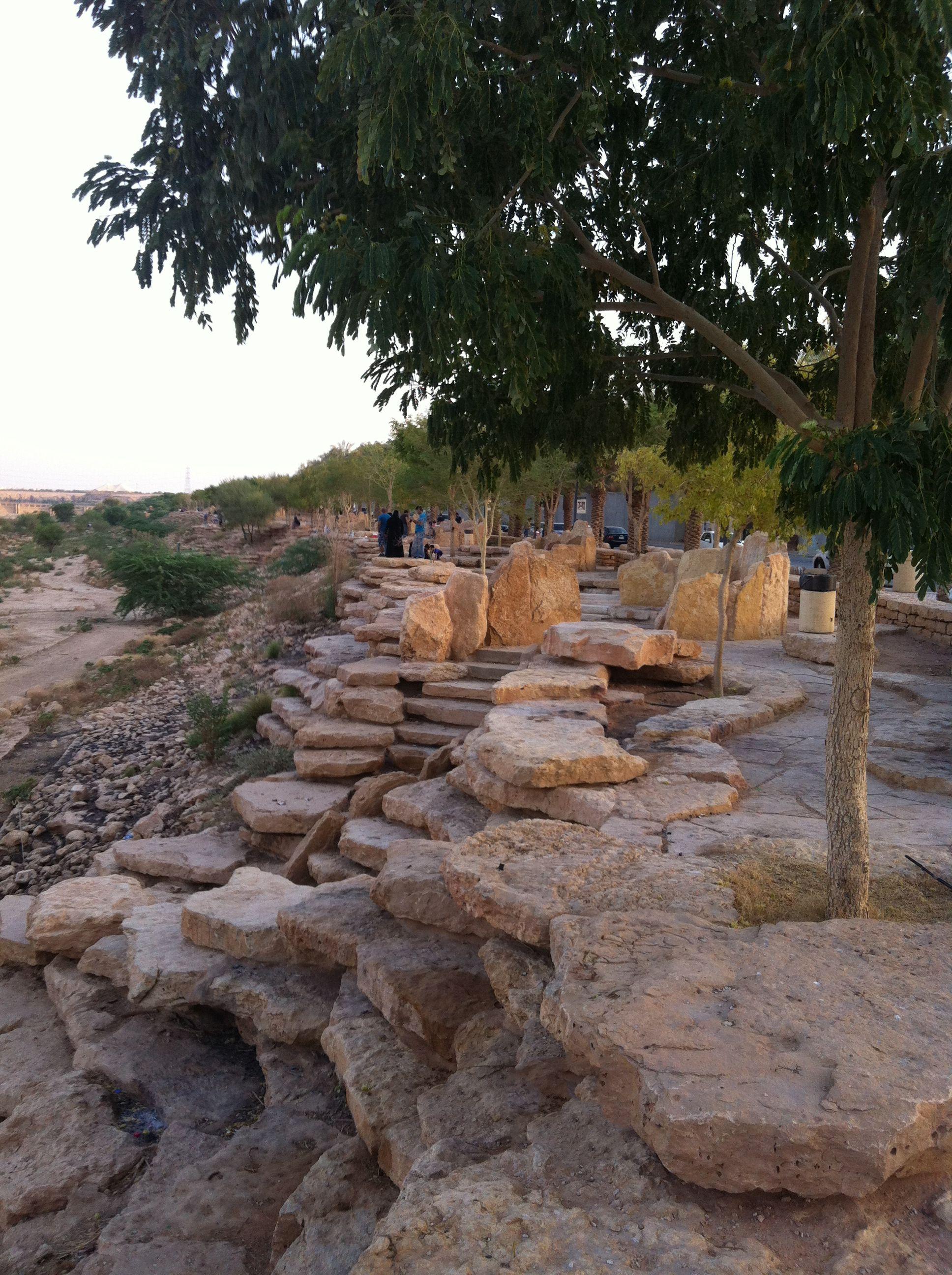 منتزة سد العلب Desert Landscaping Garden Pictures Islamic Heritage