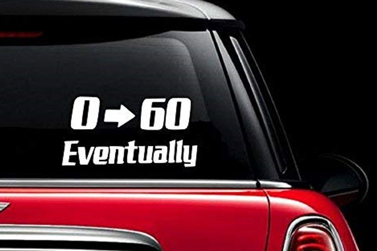 45 Funny Bumper Stickers You Can Get On Amazon Yeah Motor Funny Bumper Stickers Bumper Stickers Bumpers [ 800 x 1200 Pixel ]