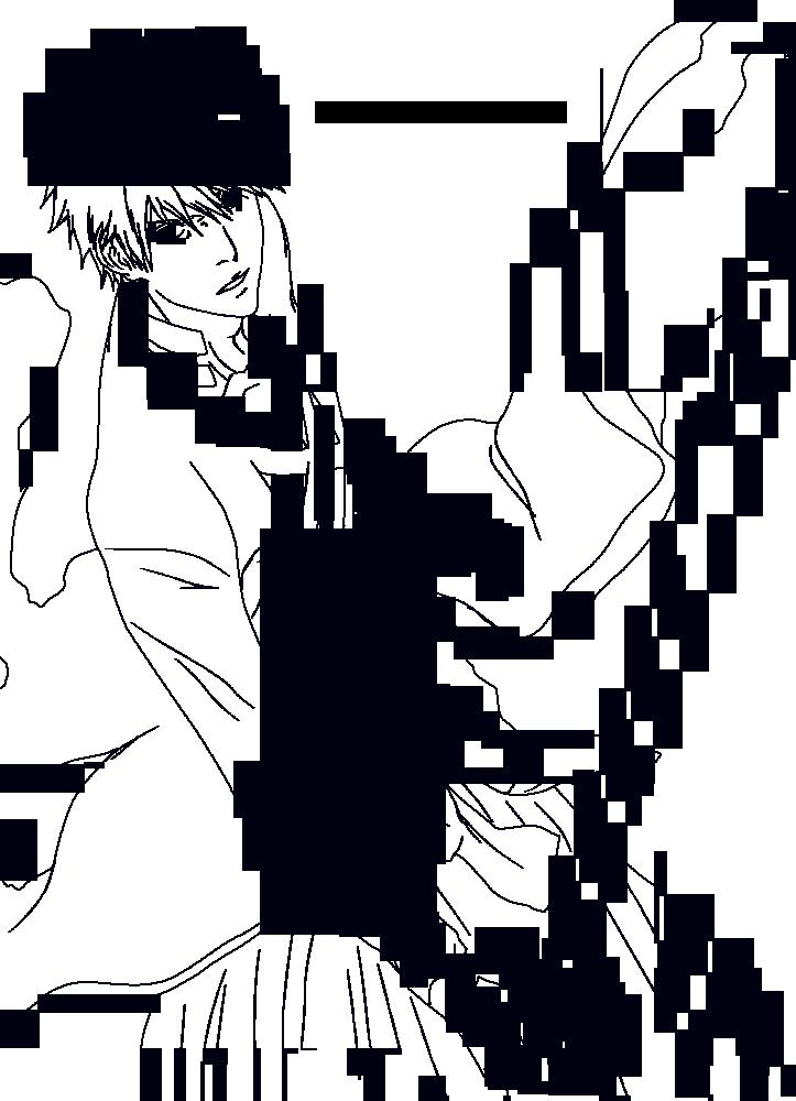 Ichigo by MinatoSama207 on DeviantArt | LineArt: Bleach | Pinterest ...