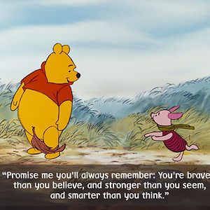 Inspiring Winnie Pooh Quotes Winnie The Pooh Pinterest Frases