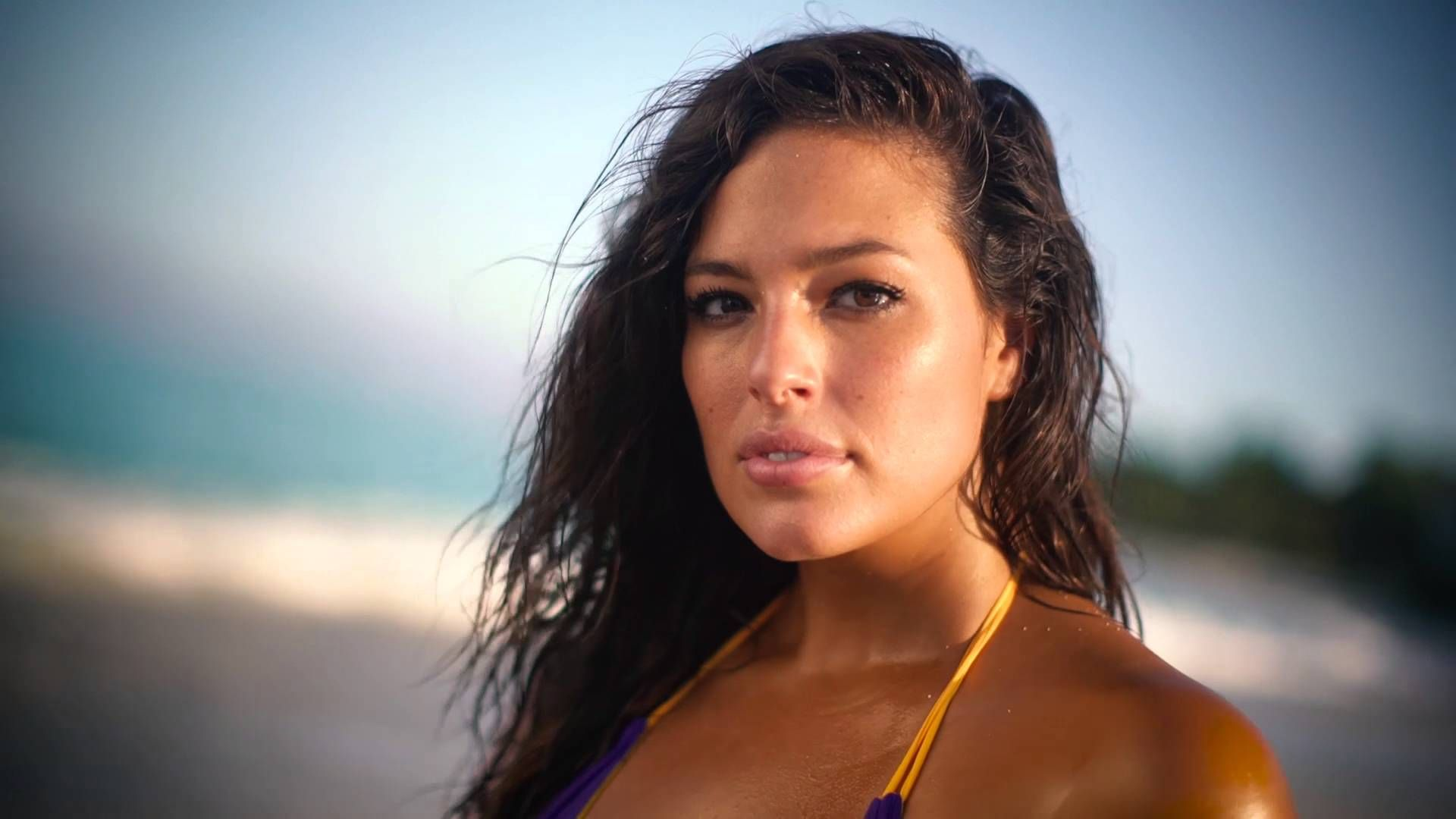 Get Uncovered With SI Swimsuit Cover Model Ashley Graham