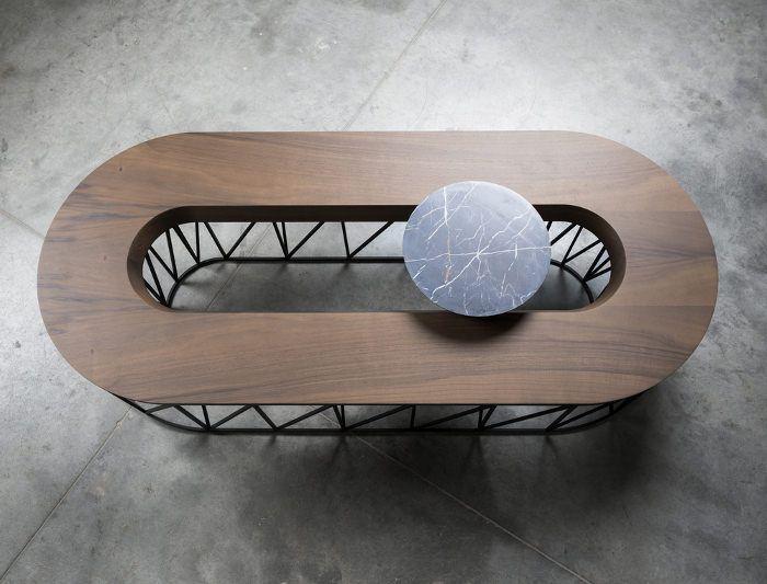 Collection Mobilier Exo Par Gregoire De Lafforest Bed Mobilier Table Basse Meubles En Marbre