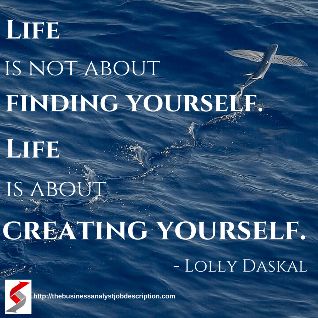 Life is about creating yourself into the individuals you always emulated !!  So go ahead.  Create Yourself. #inspiration #motivation #inspirational #motivational