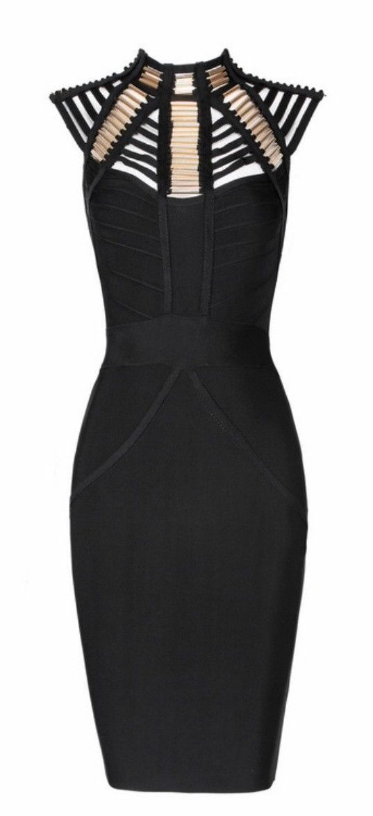 Melanie Black Sleeveless Dress #blacksleevelessdress
