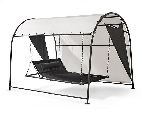hollywoodschaukel mit pavillon. Black Bedroom Furniture Sets. Home Design Ideas