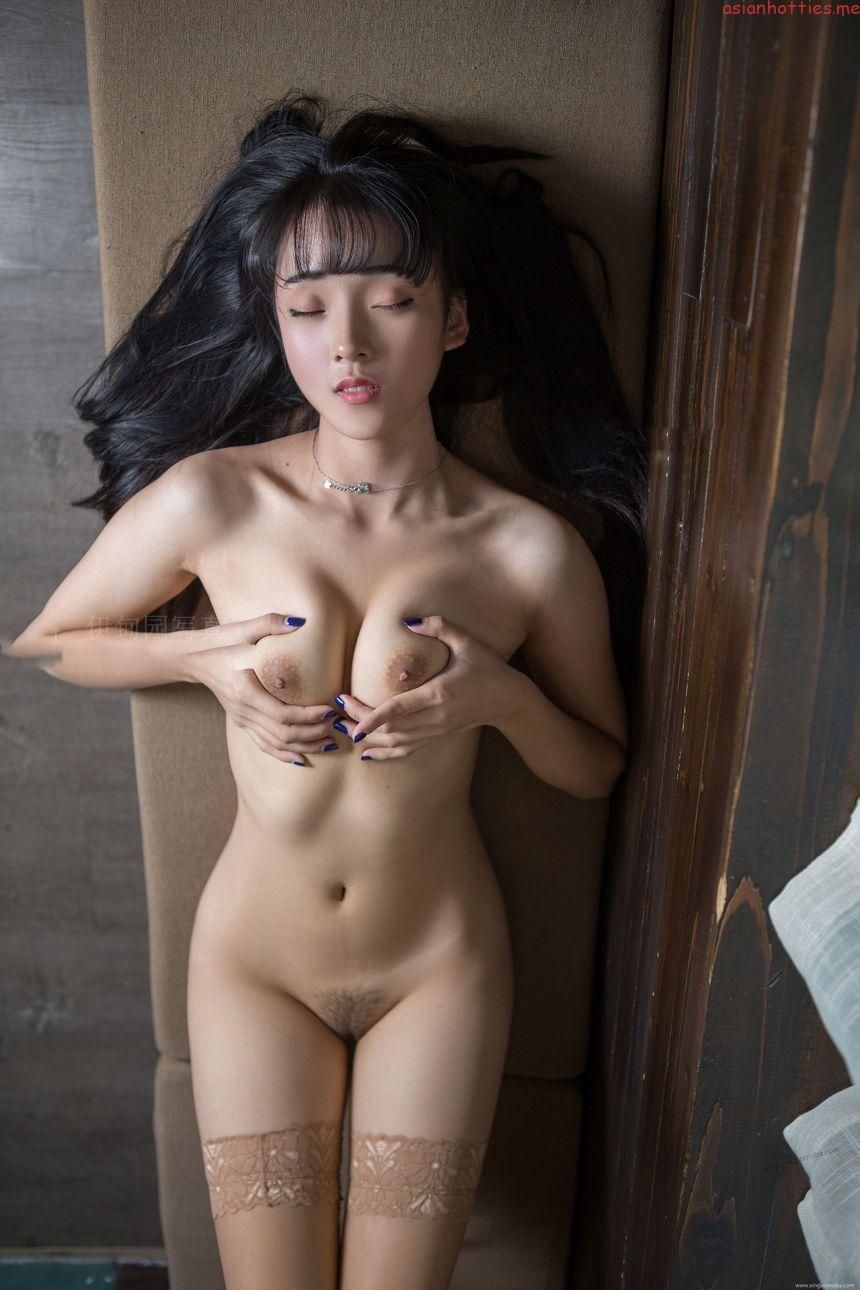 Bunny Baby Cute Beautiful Chinese Models Nude Private Shot -7068