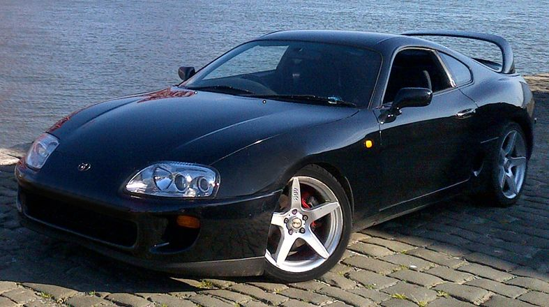 Detailed Video Reviews Of The 1993 Toyota Supra Turbo Http://www.ruelspot