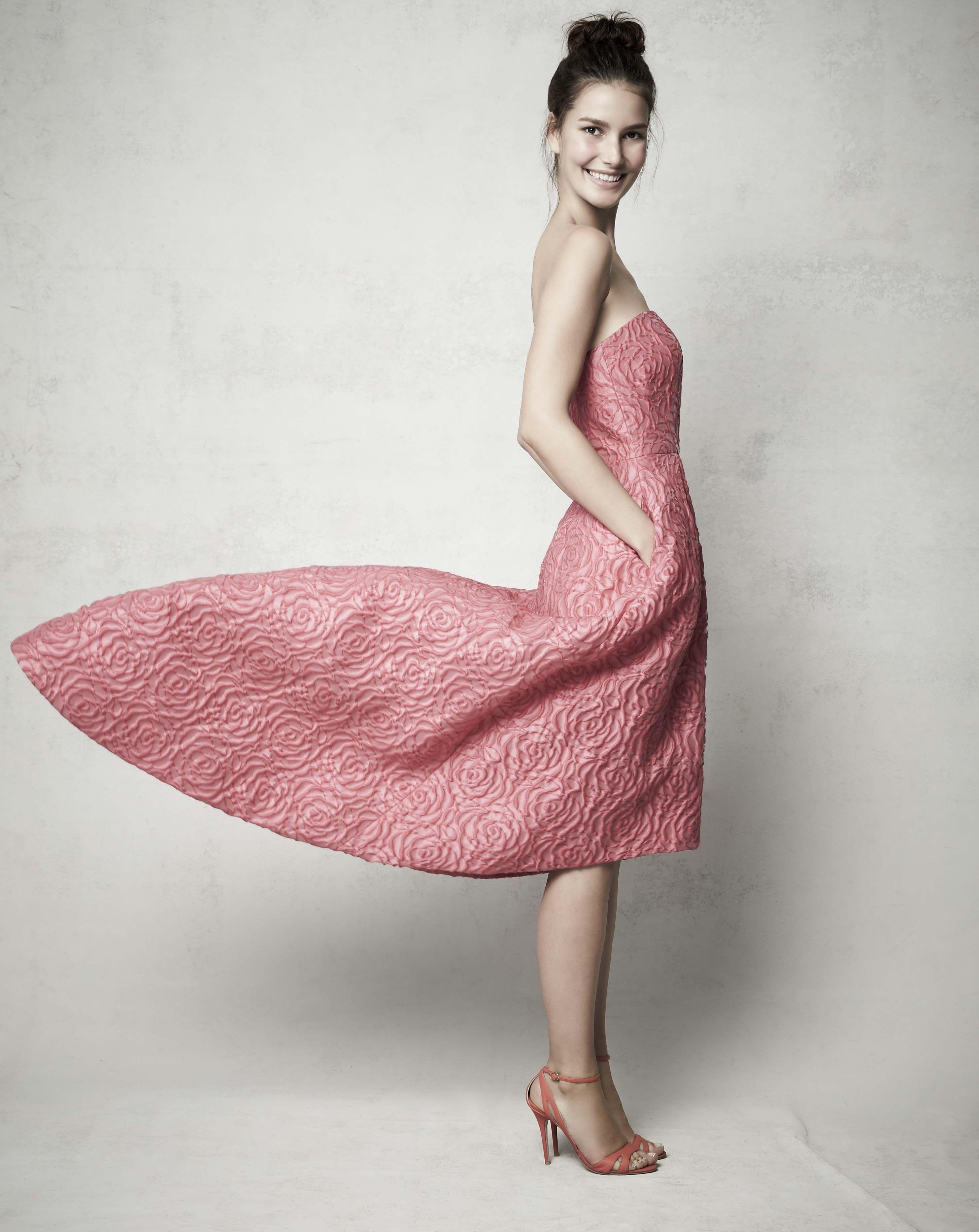 ML Monique Lhuillier 2014 ad campaign   2014 Ad Campaign   Pinterest ...