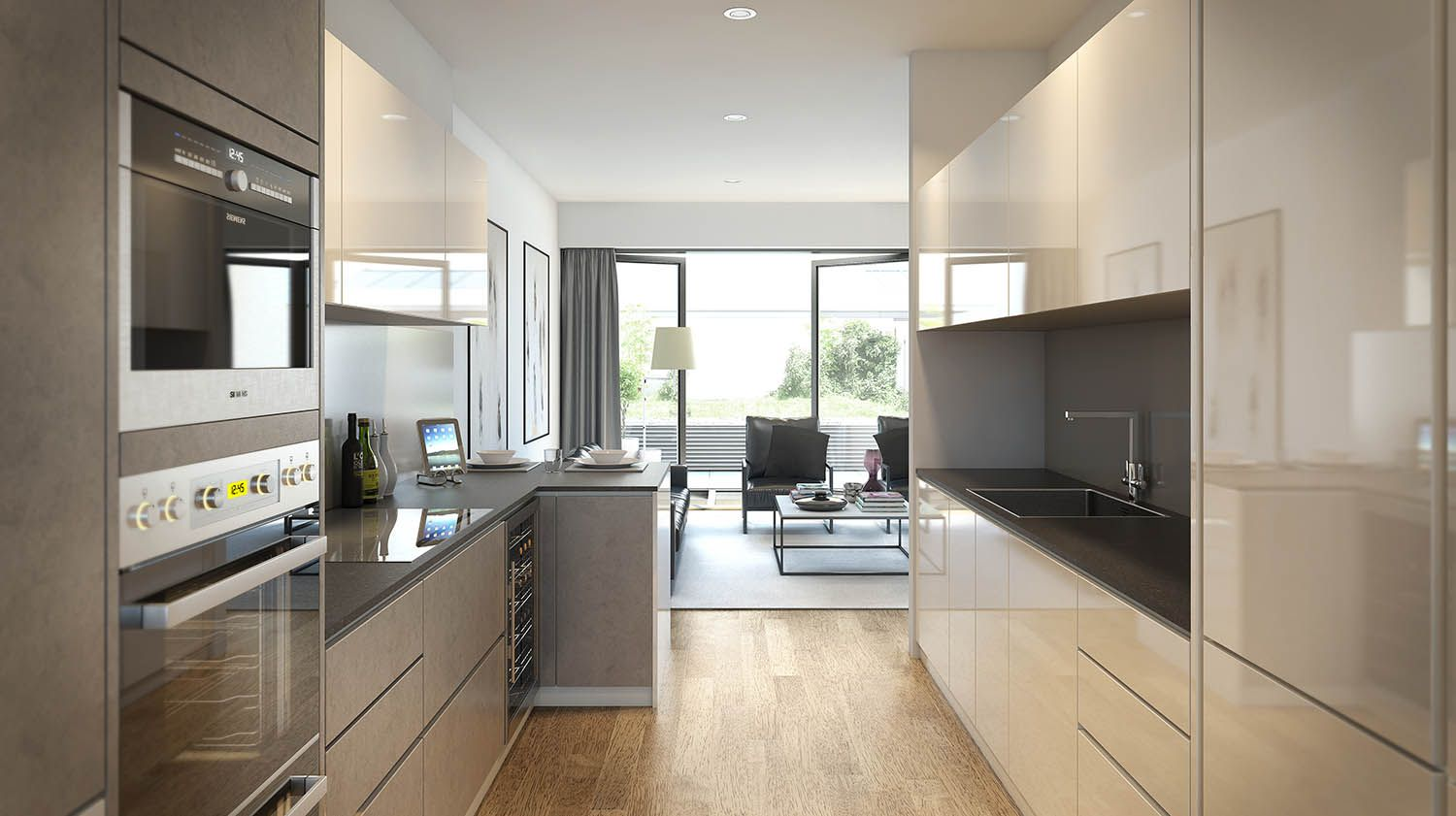 Arygll Place Taylor Wimpey Taylor wimpey, Kitchen