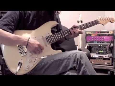 Eric Johnson East Wes by John Choi - YouTube (CLEAN TONE)
