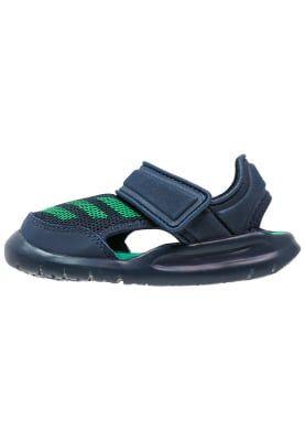 Köp adidas Performance FORTASWIM - Badskor - collegiate navy core green för  299 3a96144089e61