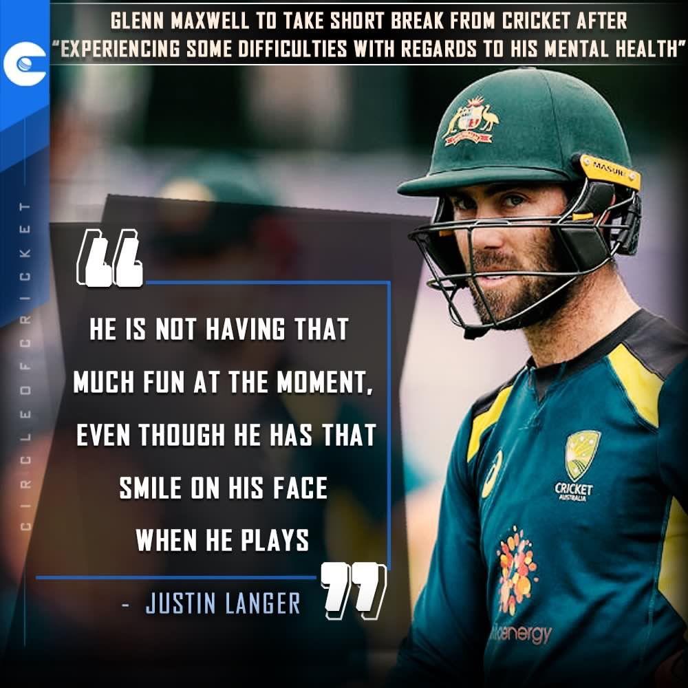 Get well soon maxi cricket quotes glenn maxwell health