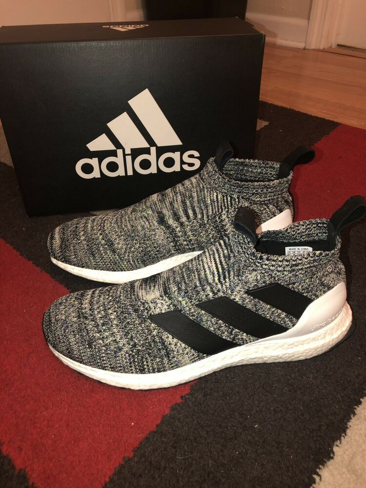 best loved 2ca24 f29dc adidas Ace 16+ Ultraboost Lifestyle Shoe Men's 9.5 Oreo ...
