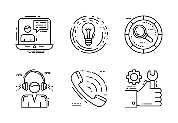 Technical Support Icons By Prosymbols Support Icon Technical Support Best Home Security System