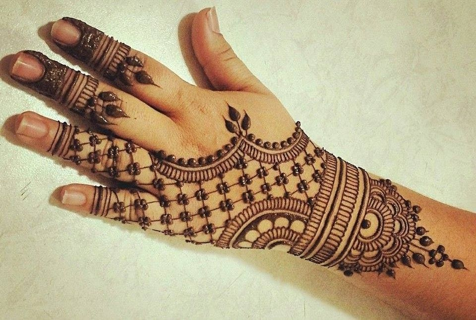 New Designs Mehndi Hands : Easy mehndi design wallpapers free