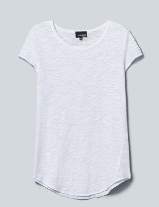9f411d9ddcf1 13 Perfect White T-Shirts Our Editors Pretty Much Live In | Cool ...