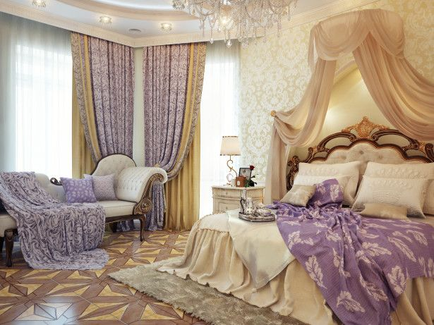 Architecture, Amazing Classic Bedroom Design With Luxury Touch - bucherregal designs akzent interieur