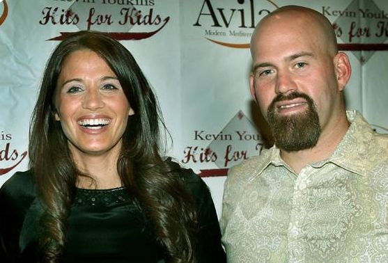 Kevin Youkilis and Julie Brady married  #redsox | Celebs