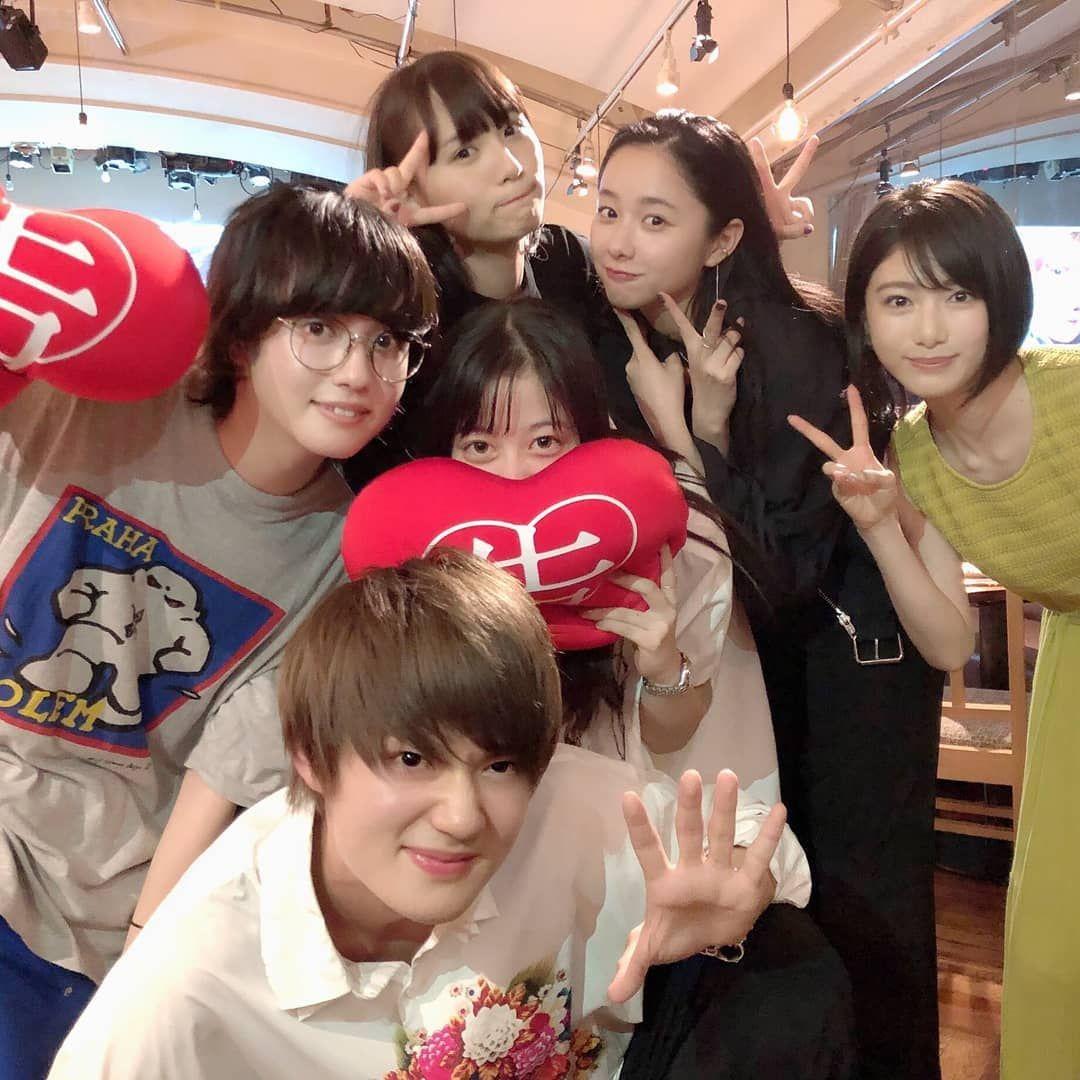 池間夏海さんはInstagramを利用しています:「#映畫かぐや様 Q#平野 ...