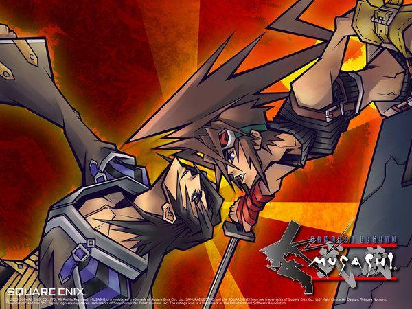 SAMURAI LEGEND MUSASHI by KuroKururugi.deviantart.com on @deviantART
