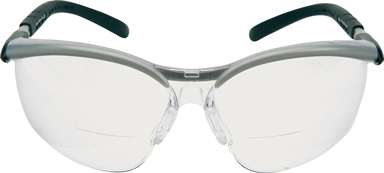3m bx readers safety glasses with reading lenses 15