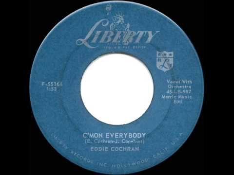 1959 Hits Archive C Mon Everybody Eddie Cochran