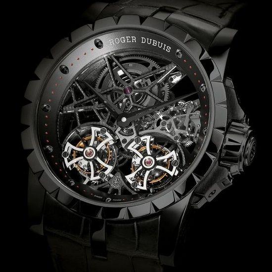 Roger dubuis скелетон часы часы luminox navy seal купить в