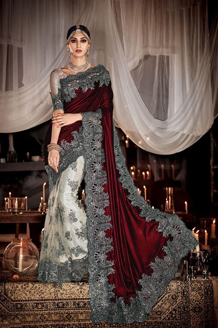 Designer Saris online shopping in USA UK Canada Buy Indian best ...
