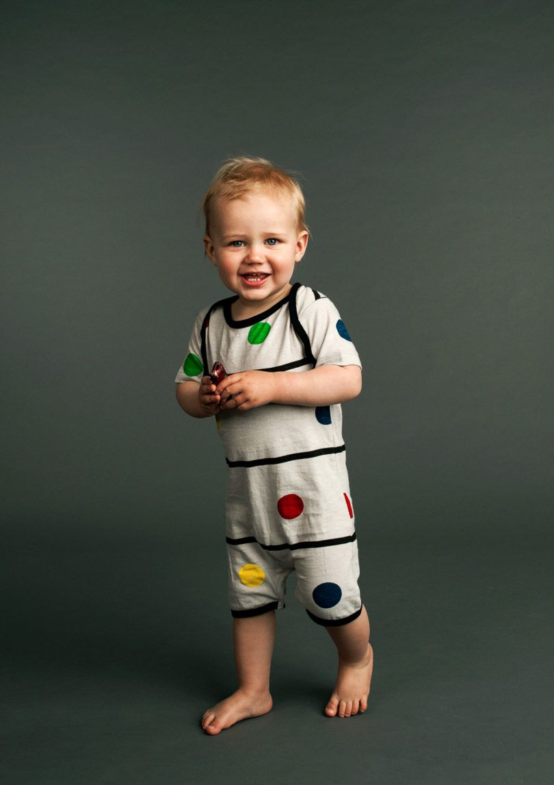 Modern, Colorful Clothes For Kids From Kidscase - Design Milk