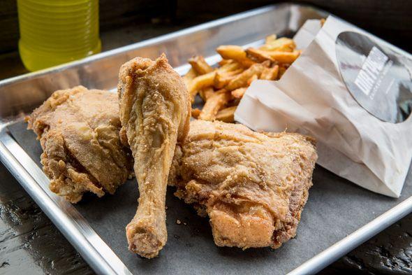 The Dirty Bird Toronto Toronto Restaurants Restaurant Toronto