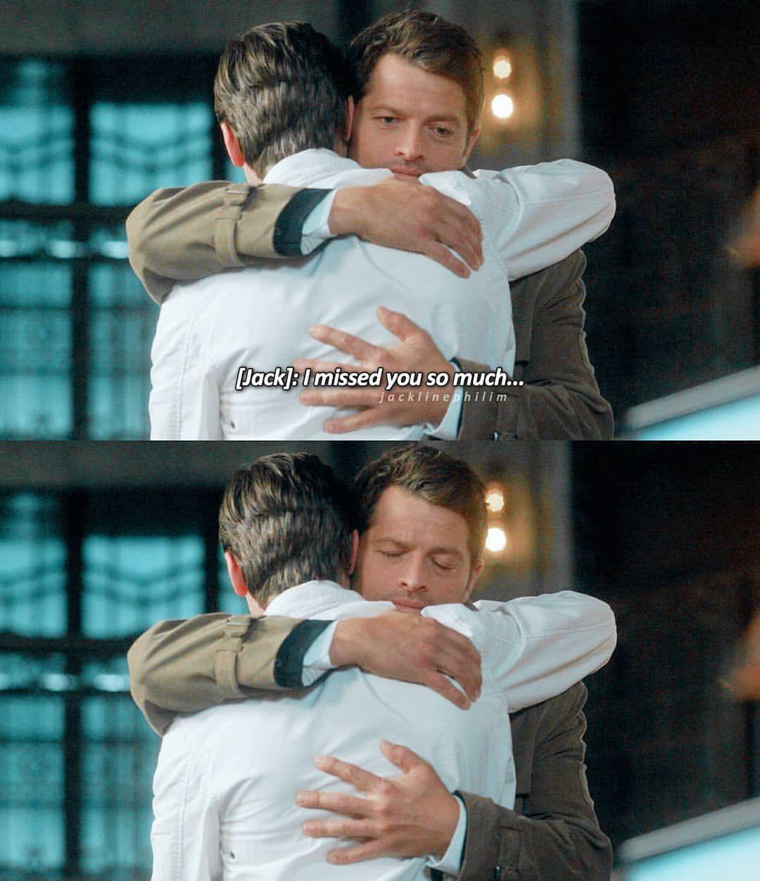 I miss Cass so much.   Destiel, Supernatural dean ...   Cass Quotes Spn
