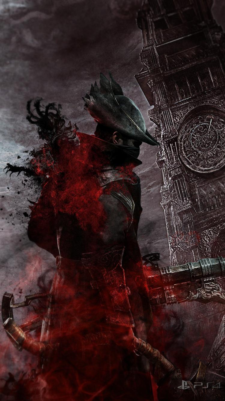 Pin by 幸村トヤ on The Vampiric Hunter Bloodborne art