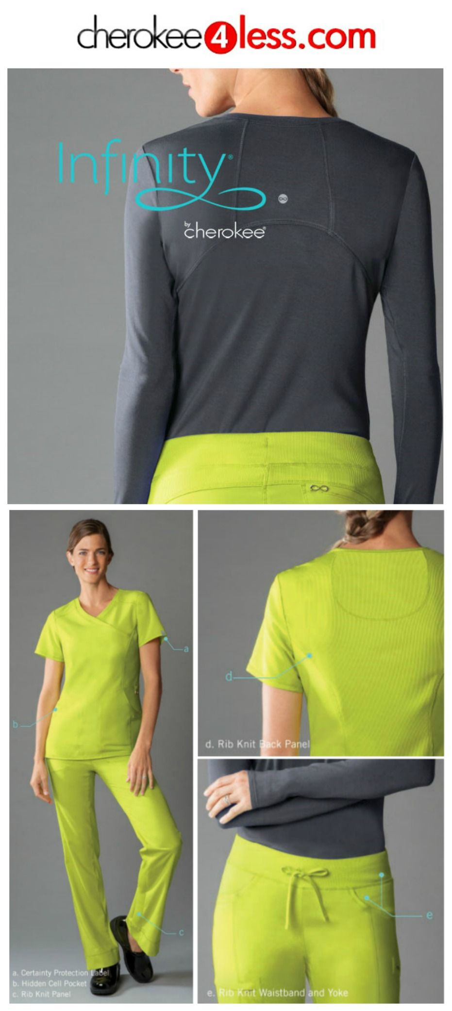 Cherokee For Less >> It S Finally Here Infinity By Cherokee Cherokee 4 Less Scrubs