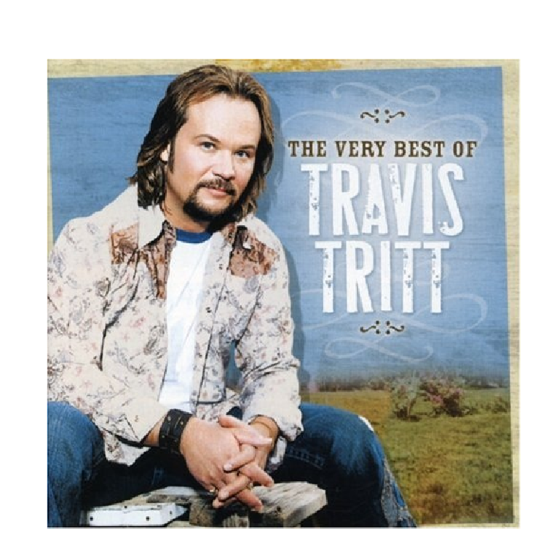 Travis Tritt CD- The Very Best Of Travis Tritt   Travis Tritt ...
