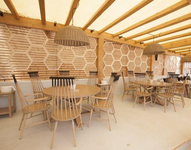 mexil design: beach bar villas halkidiki greece #beachbar #bar ... - Cafe Mit Buchladen Innendesign Bilder