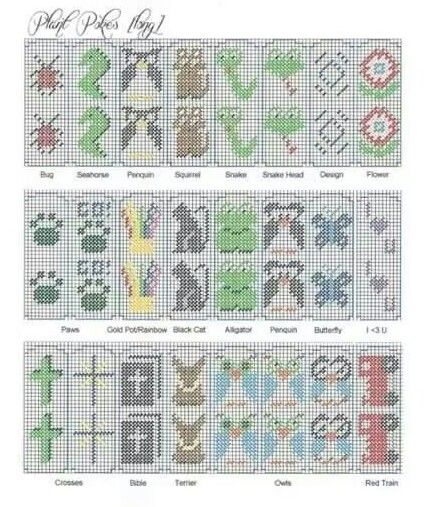 Quick And Easy PC Projects Plastic Canvas Patterns I Have Enchanting Easy Plastic Canvas Patterns