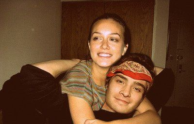 <3 <3 <3 <3 Blaire and Chuck <3 <3 <3 <3
