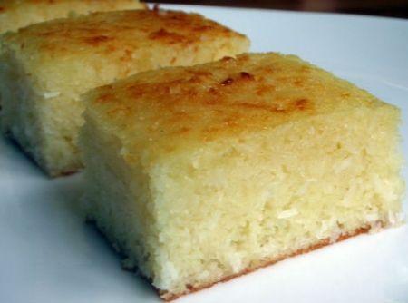 Bolo Cremoso De Coco De Liquidificador Receita Food Cakes