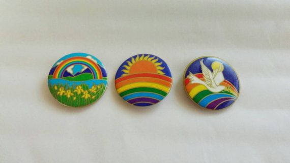 Check out this item in my Etsy shop https://www.etsy.com/listing/221000179/vintage-illuminations-1980-set-of-three