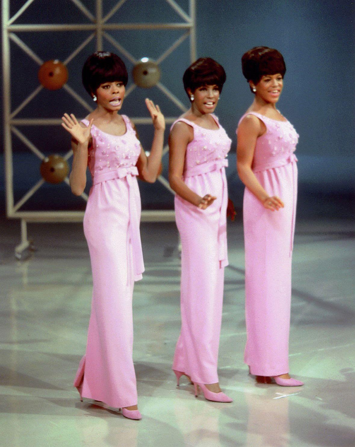 The Supremes   moda años 50 y 60   Pinterest   Años y Fiestas