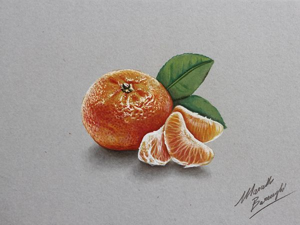 Photorealistic 3D Drawings by Marcello Barenghi