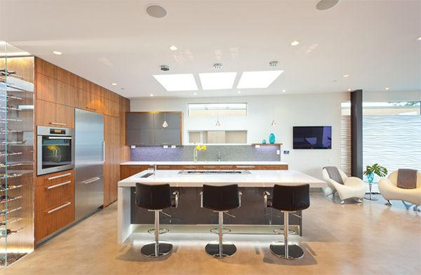 Condo Kitchen Design Amusing 20 Dashing And Streamlined Modern Condo Kitchen Designs  Modern Inspiration Design