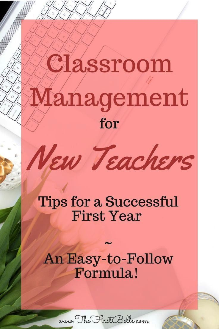 Teacher! Tips for Classroom management! Behavior management is the most important aspect of a stron